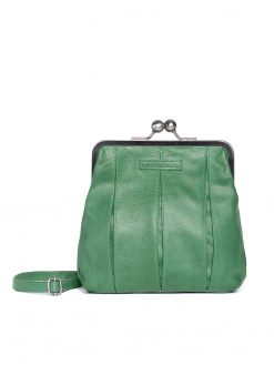 Luxembourg Bag- Jungle Green