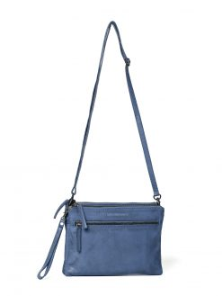 Valletta Bag- Denim Blue