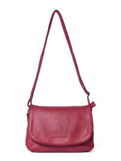 Eden Bag - Mulberry Red