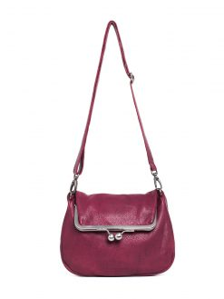 Lido Bag - Mulberry Red