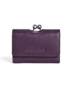 Biarritz Wallet - Shadow Purple