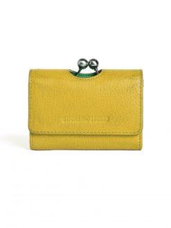 Biarritz Wallet - Yellow