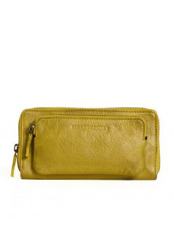 California Wallet - Yellow