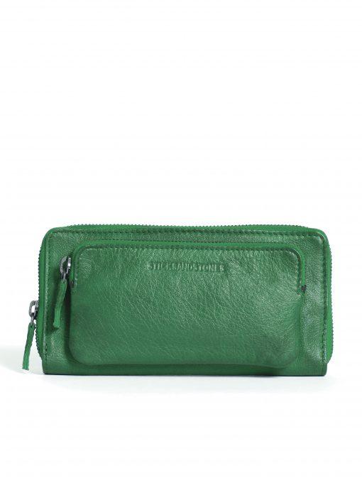 California Wallet - Jungle Green