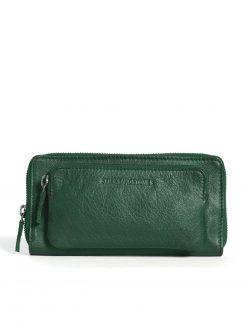 California Wallet - Pine Green