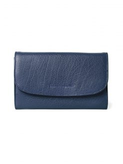 Aspen Wallet - Marine Blue