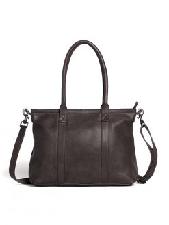 Australia Bag - Dark Taupe