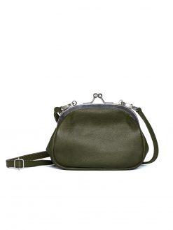 Como Bag- Dark Olive