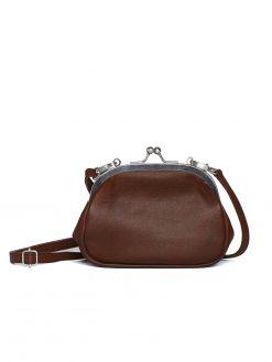 Como Bag- Mustang Brown