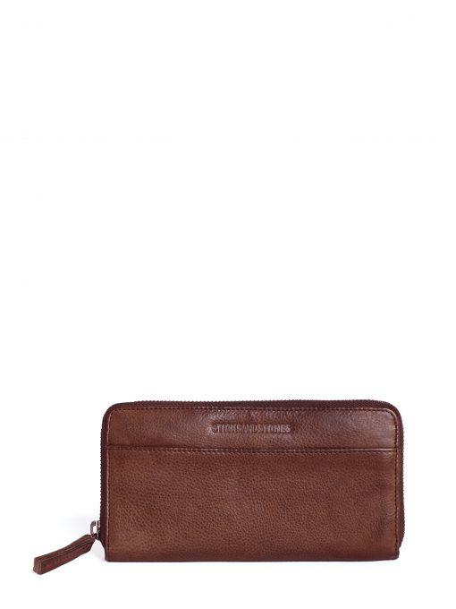 Denver Wallet - Mustang Brown