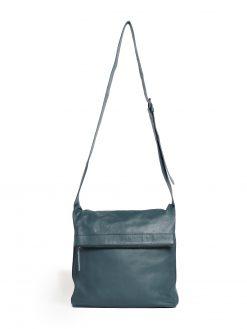 Flap Bag - Dusty Petrol
