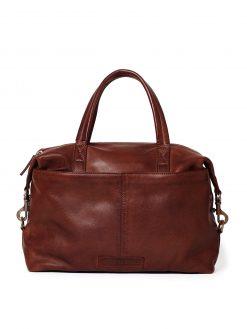 Hamptons Bag - Mustang Brown