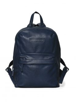 Harlem Backpack- Midnight Blue