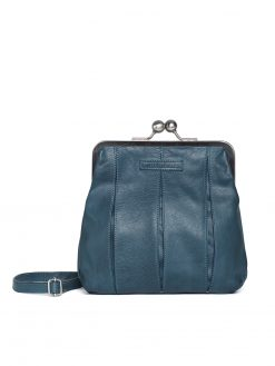Luxembourg Bag- Petrol
