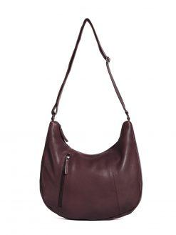 Melbourne Bag - Burgundy