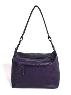 Savona Bag - Deep Purple
