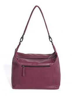 Savona Bag - Mullberry Red