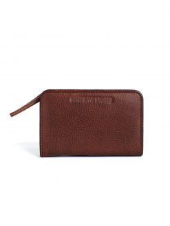 Sonora Wallet- Mustang Brown