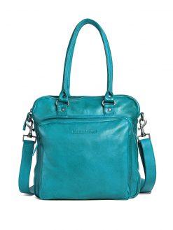 Antigua Bag - Oil Blue