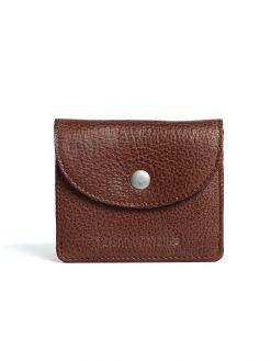 Umbria Wallet - Mustang Brown