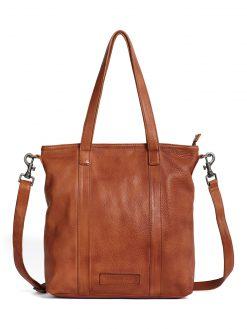 Ustica Bag - Cognac